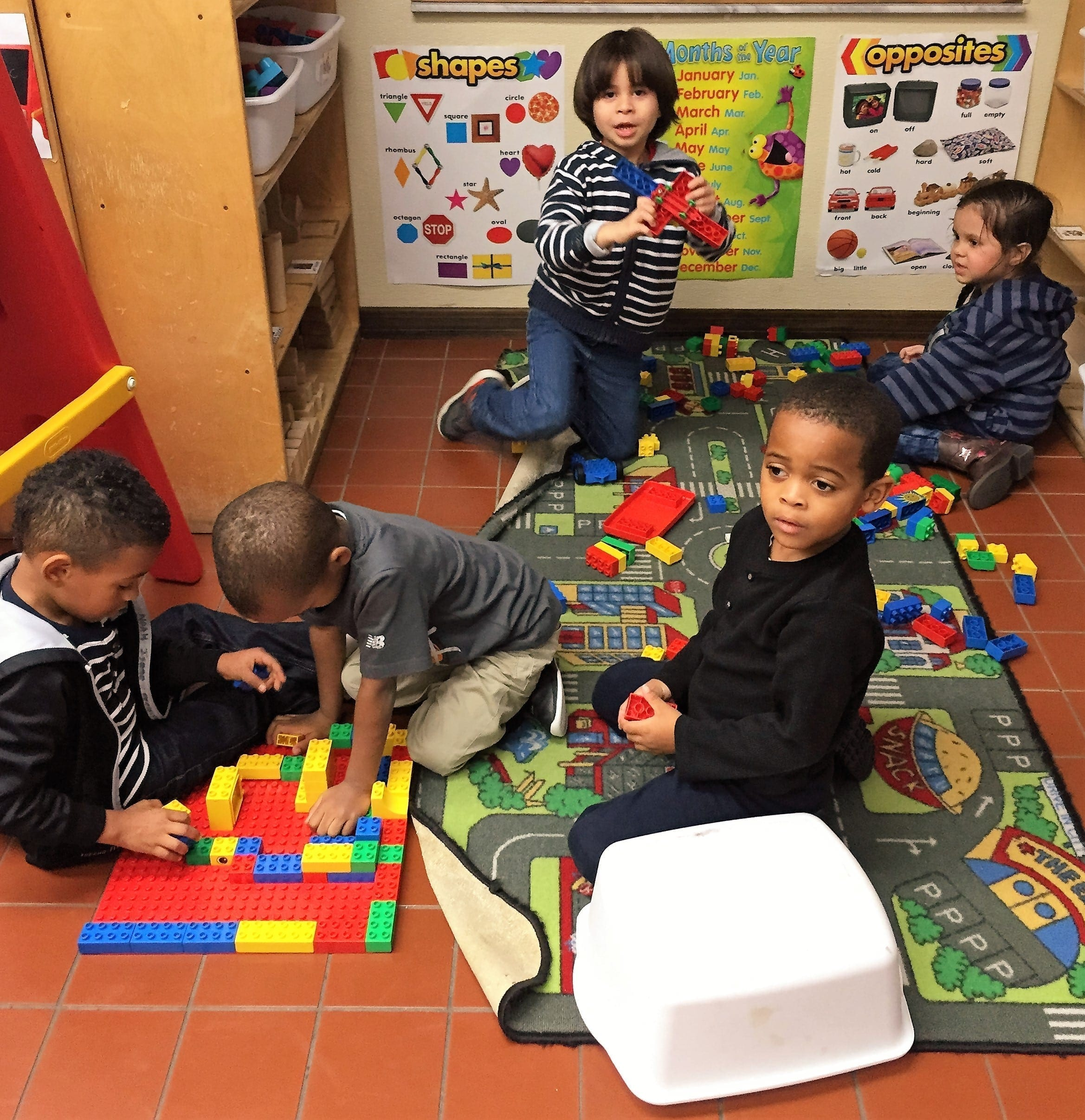 Our study for the month is buildings VPK