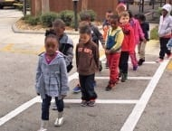 Learning about the crosswalk
