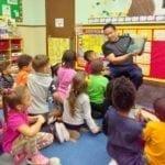 Reading Preschooler
