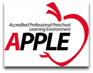 Our Credentials APPLE logo